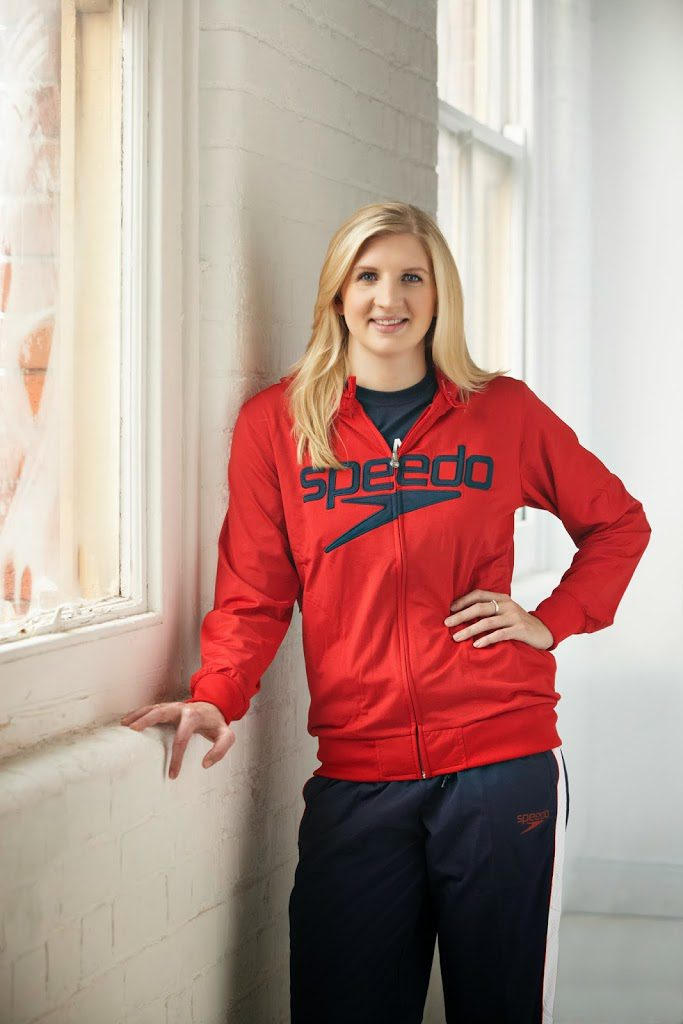An interview with Rebecca Adlington!