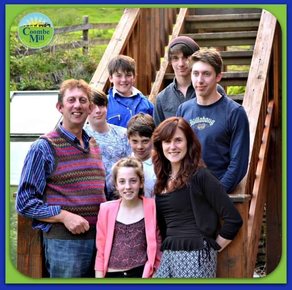 May 2015 family photo