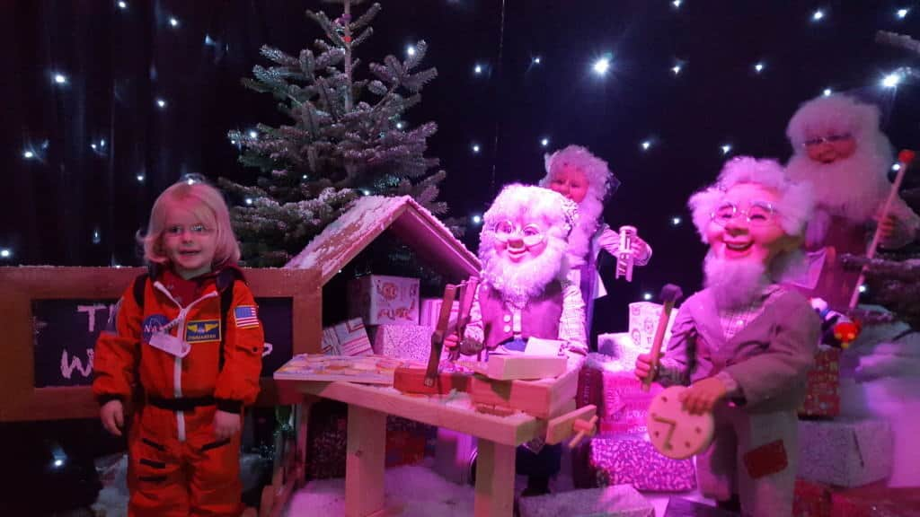 It's Christmas At Webb's Garden Centre