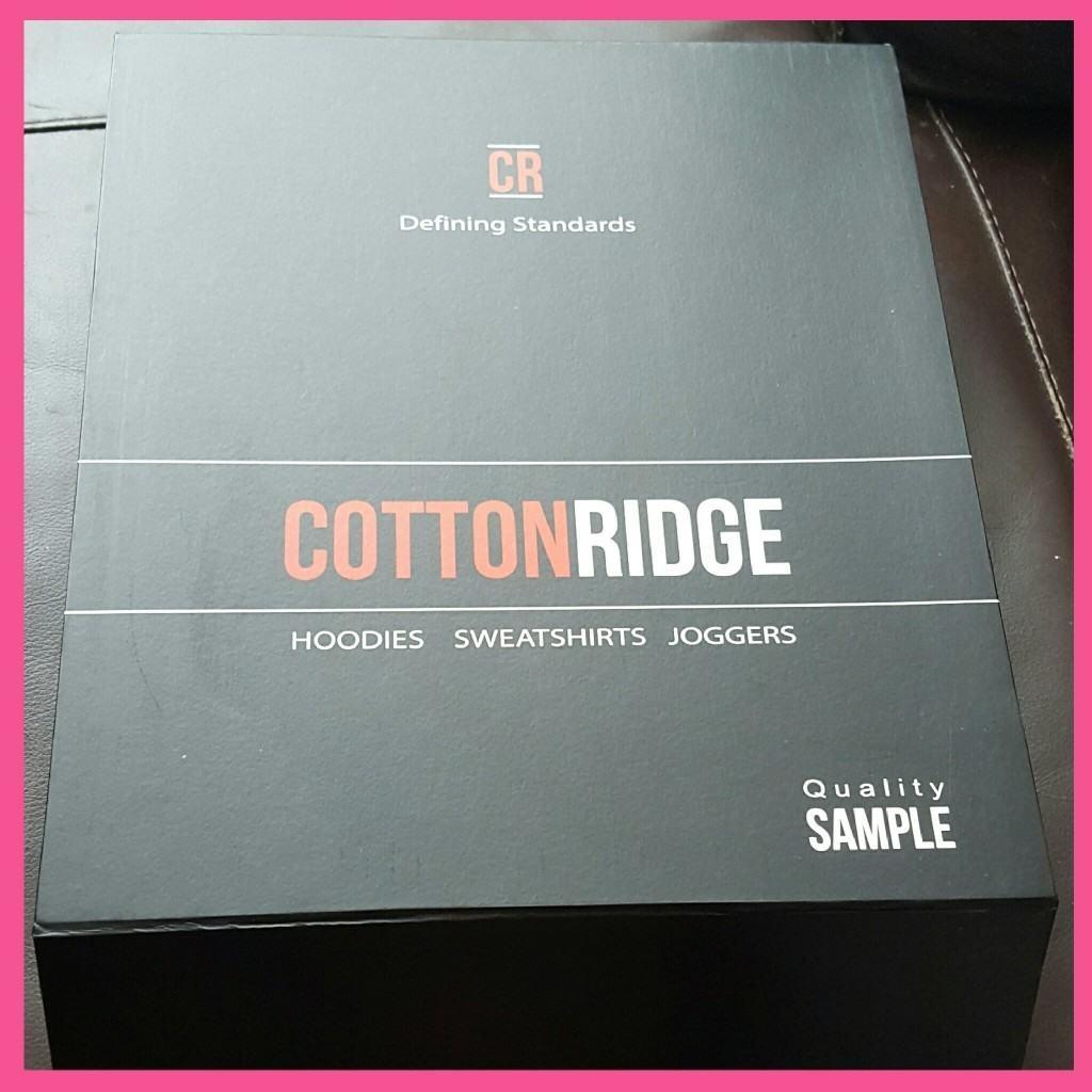 Cottonridge Club hoody: Review & Win!