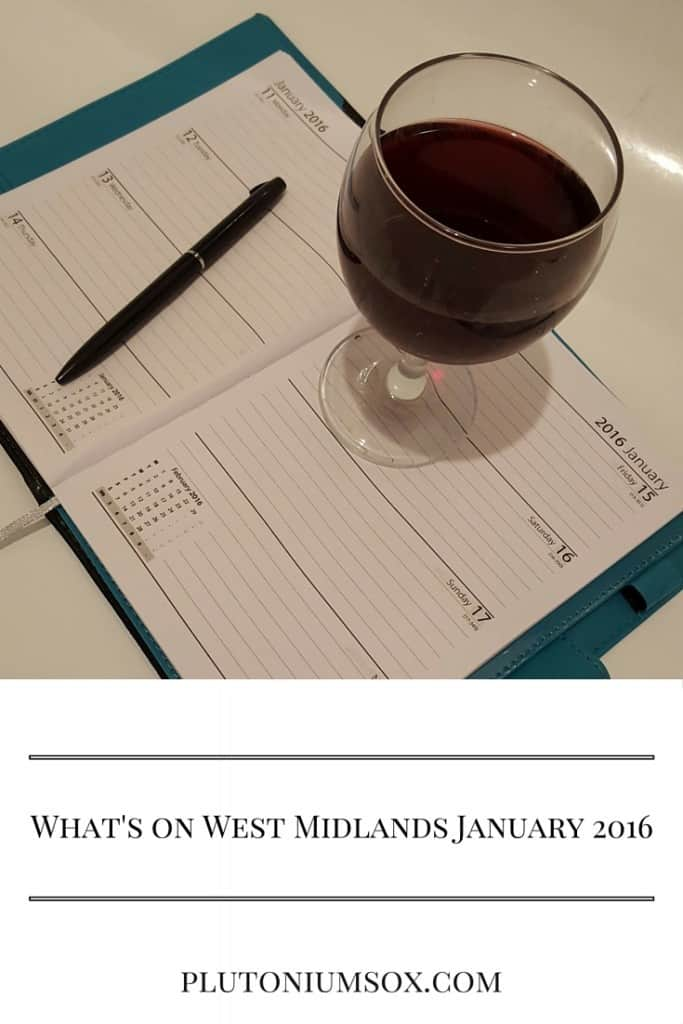 What's on West Midlands January 2016