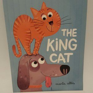 Books for young children: Review - The King Cat