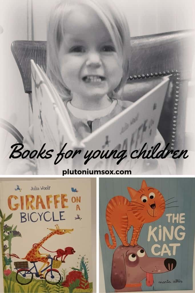 Books for young children: Review of two great books for pre-school aged children