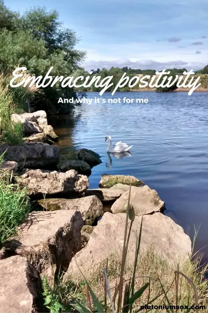 Embracing positivity pinterest