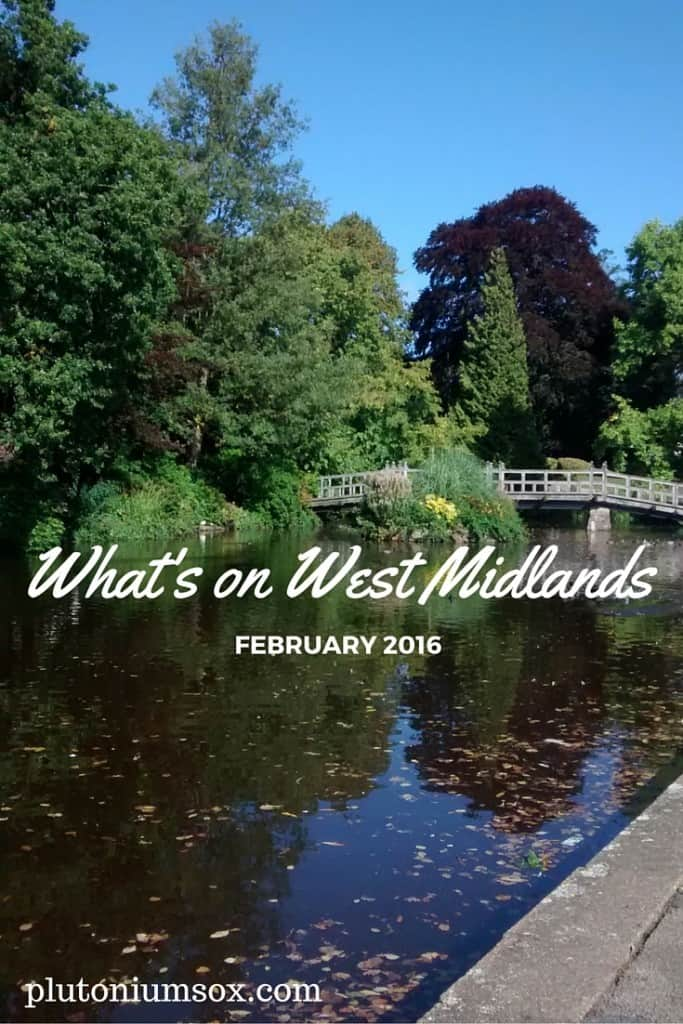 What's on West Midlands February 2016