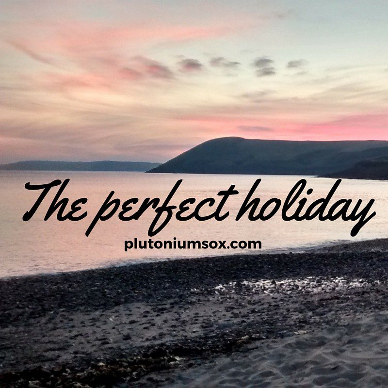 The perfect holiday