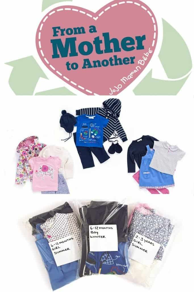 Free JoJo Maman Bébé Vouchers via the From a Mother to Another campaign