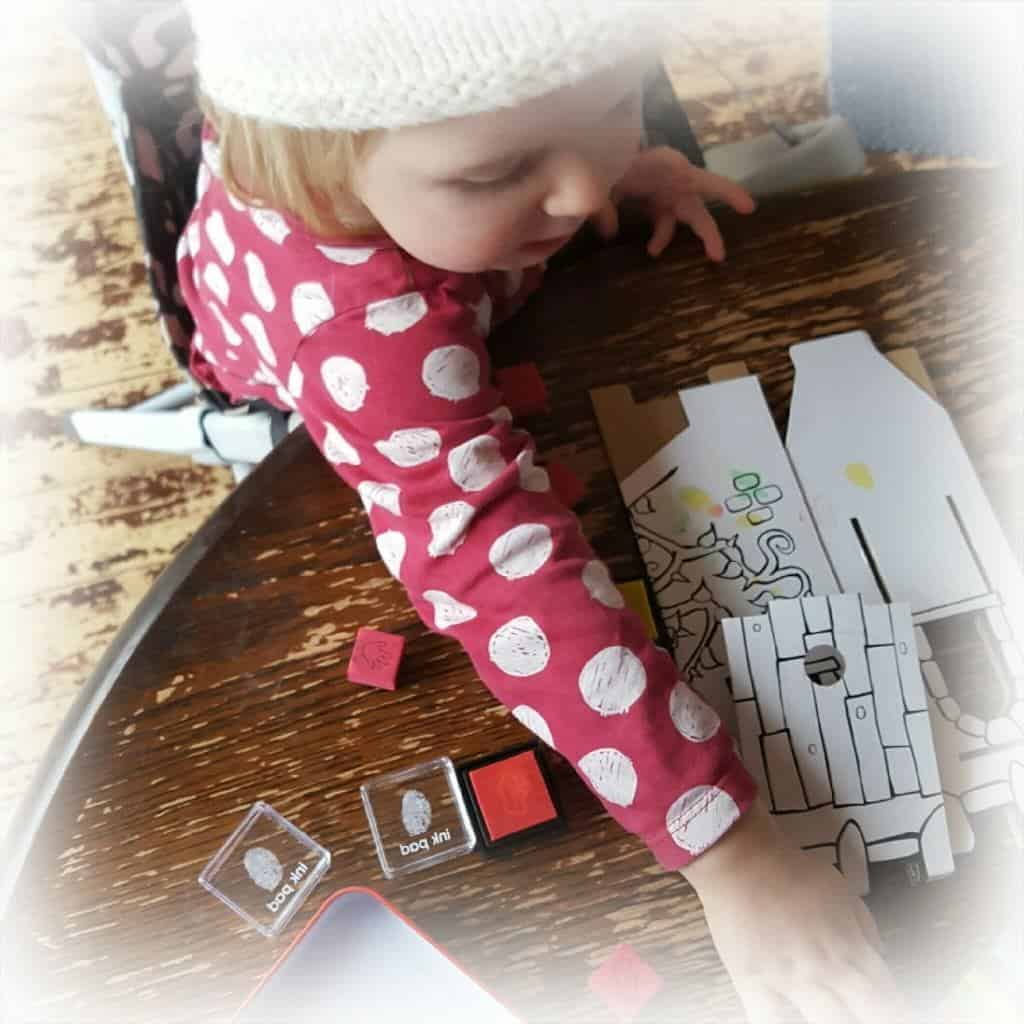 Prezzybox Princess creative kit: review and competition