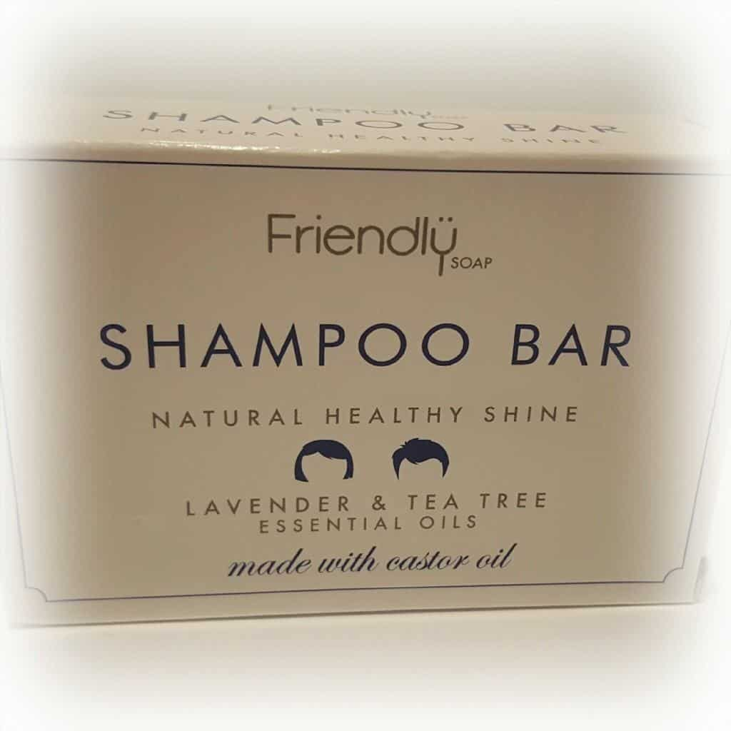Palm Oil Free Product Recommendations #2 - Friendly Soap Shampoo Bar