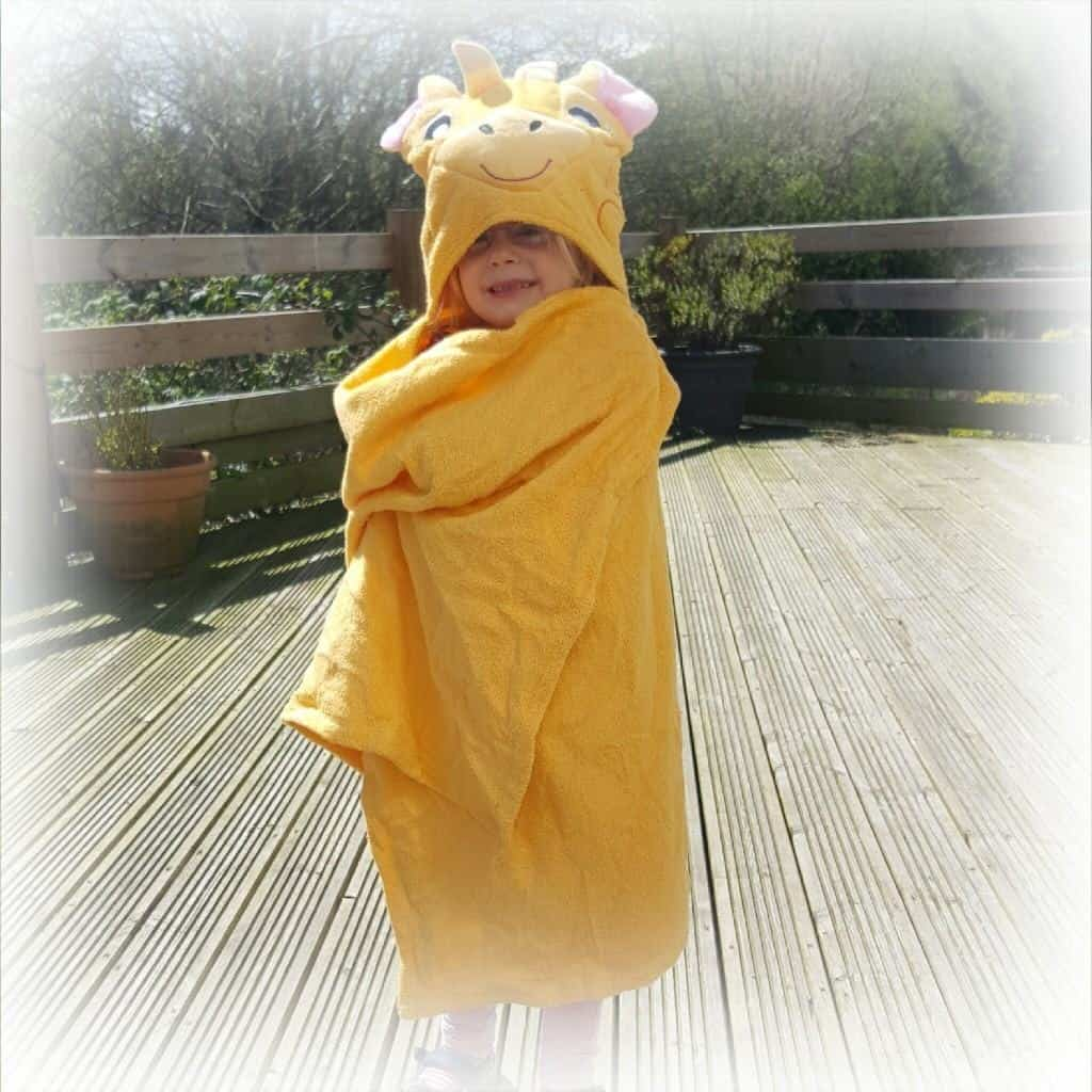 Zoocchini Hooded towels from Potwells: Review