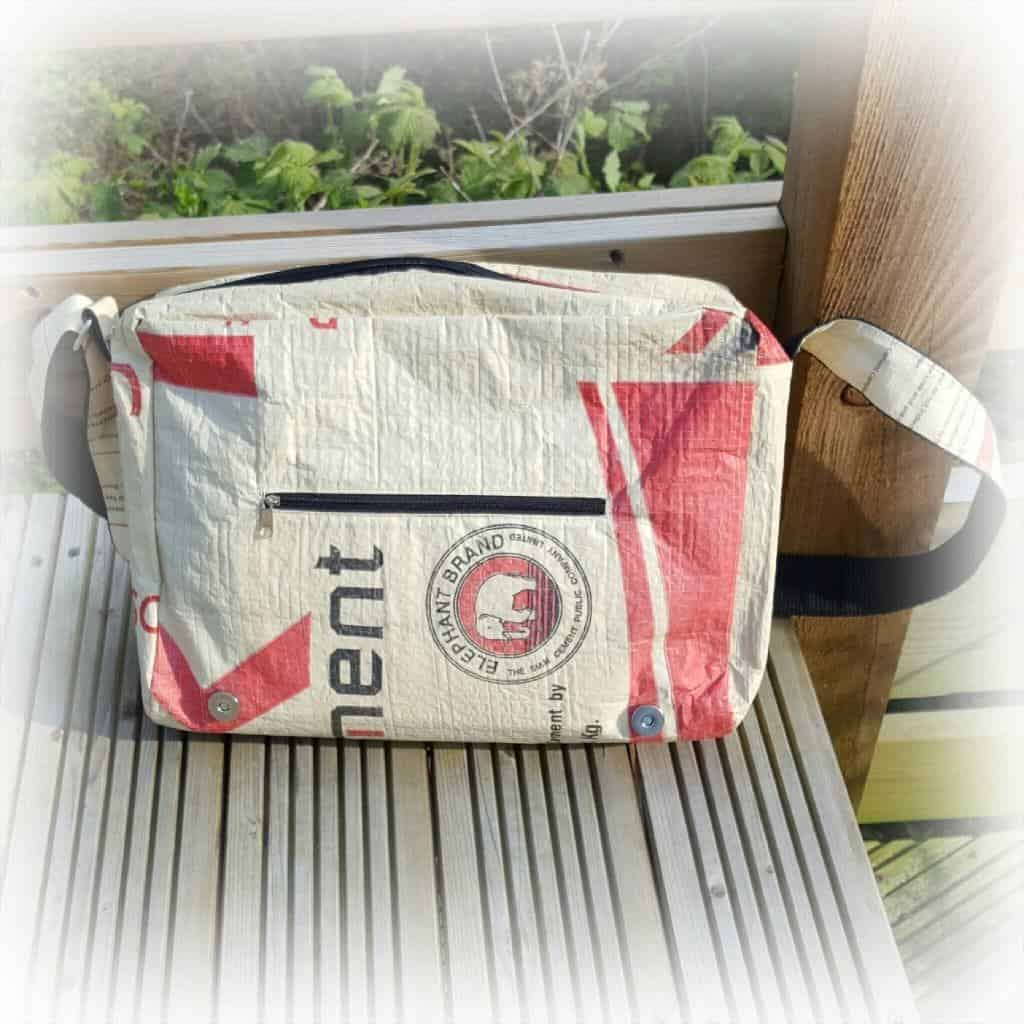 Friday Feature #13: Eighteen Rabbit Fair Trade: Elephant brand messenger bag