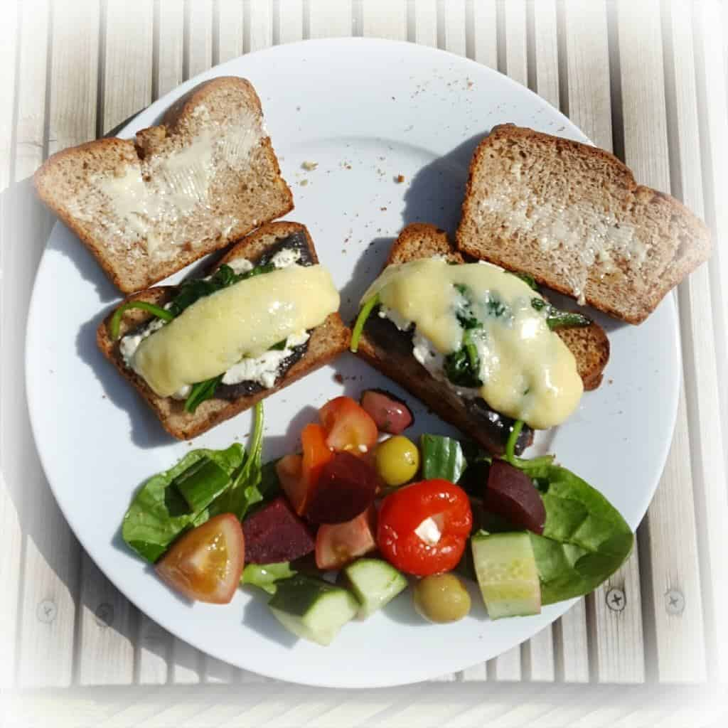British Sandwich Week: a recipe