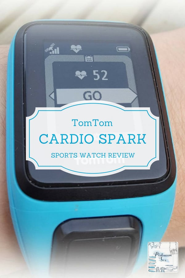 TomTom Cardio Spark Fitness Watch Review | This high tech sports watch comes at a high price point, acting as a heart rate monitor and recording data for numerous different sports including running, swimming and cycling. The watch plays music through bluetooth headphones that connect remotely to the watch. My review details the functions of this fitness watch so you can decide whether it is the right one for you. #fitness #sports #fitnesswatch #review #healthandfitness #tomtom #tech