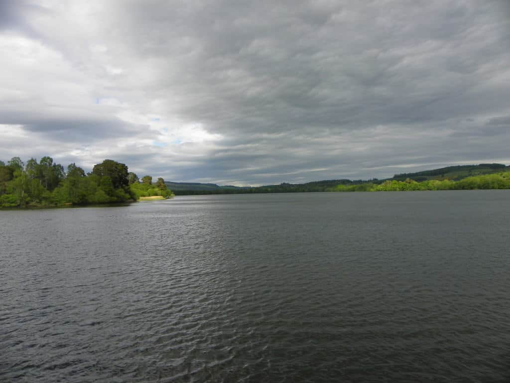 Loch Leven & Loch of the Lowes