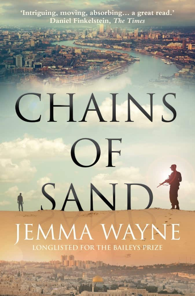 An interview with Chain of Sands author Jemma Wayne