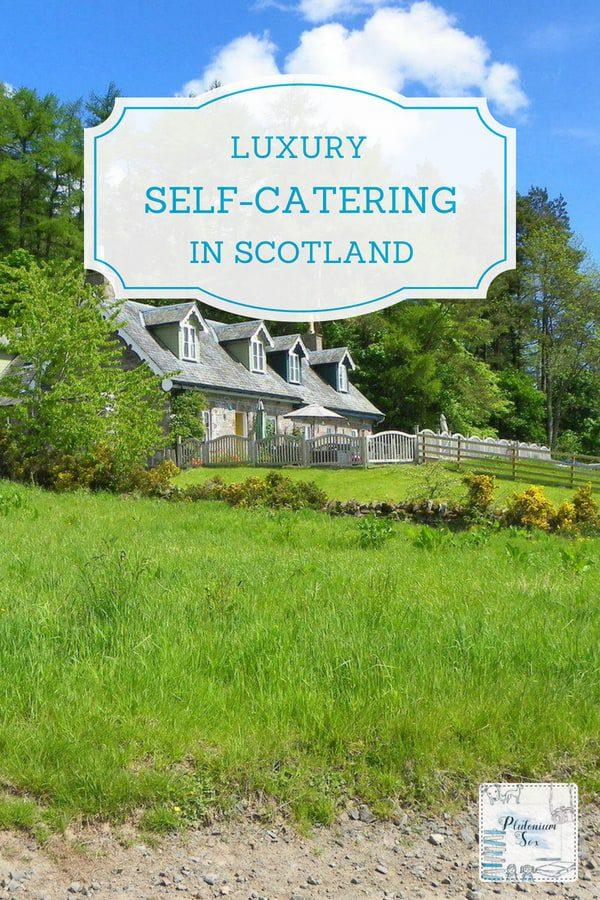 Luxury holiday in Scotland | Scotland in the UK has one of the most beautiful natural landscapes in the world. Blairmore Farm in Perthshire boasts a variety of self-catering holiday cottages to sleep couples, families and large groups. They offer a traditional Scottish welcome and some great tips on things to do in Scotland, both in the local Perthshire area and further afield. #selfcatering #holiday #scotland #uktravel