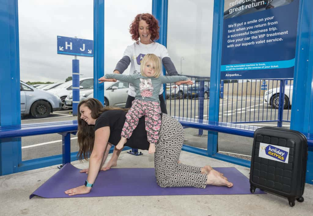 Travel Zen Yoga at Airparks Birmingham