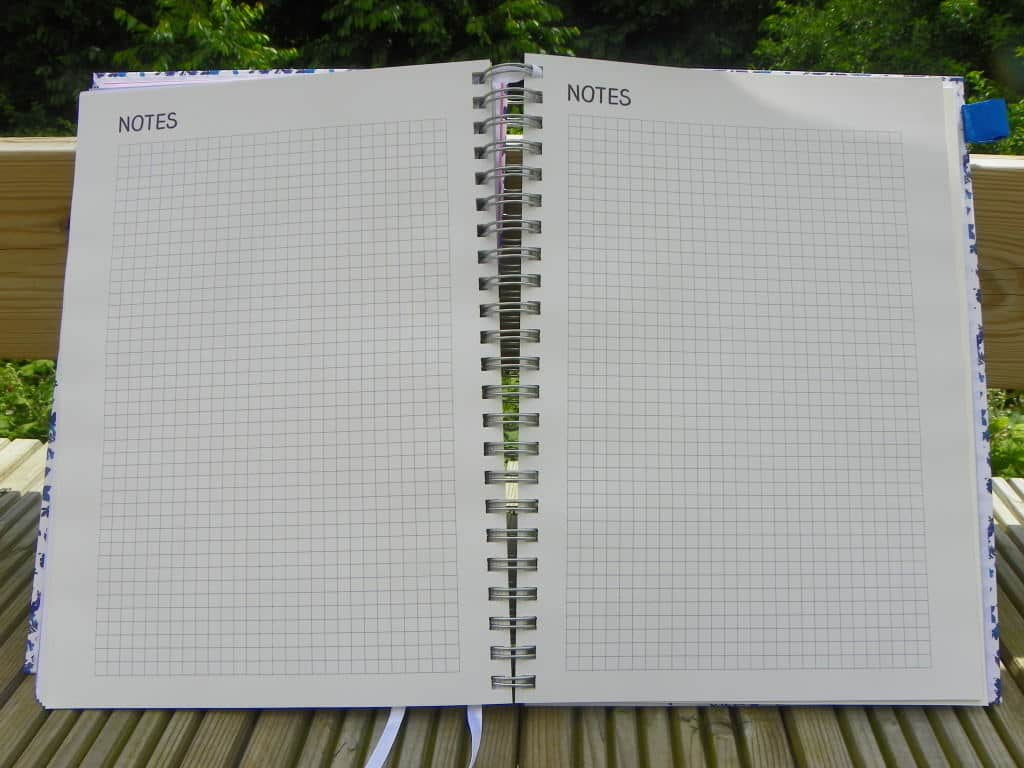 Pirongs personalised planner - review, discount code and giveaway