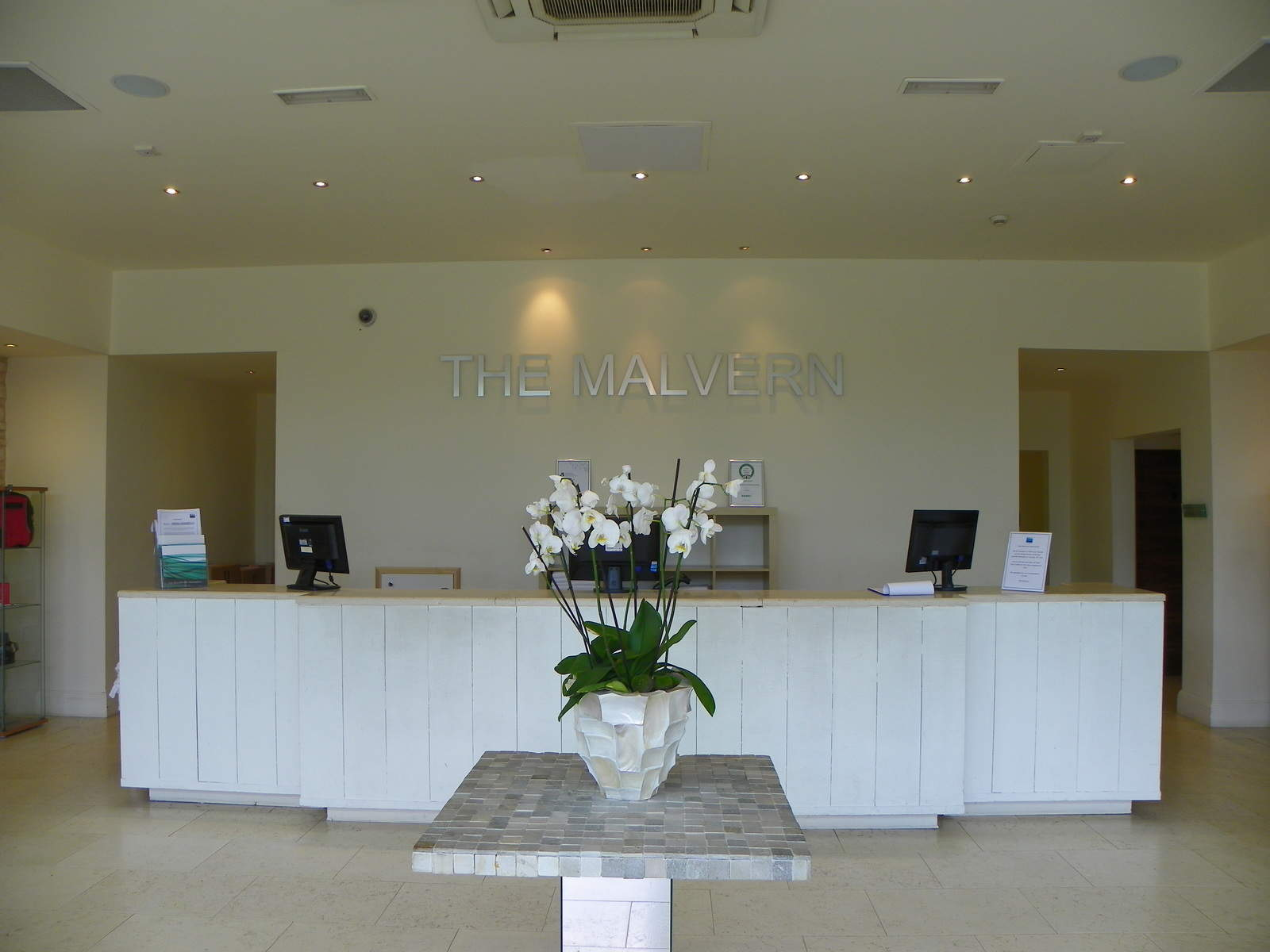 The Malvern Spa, Worcestershire: Full and comprehensive review.
