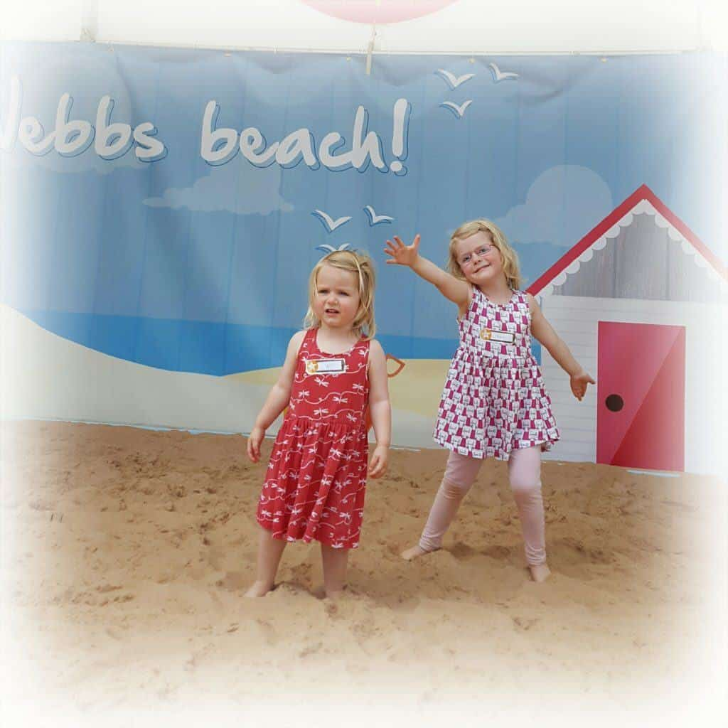 Webbs By the Beach at Webbs Wychbold Garden Centre - Review.