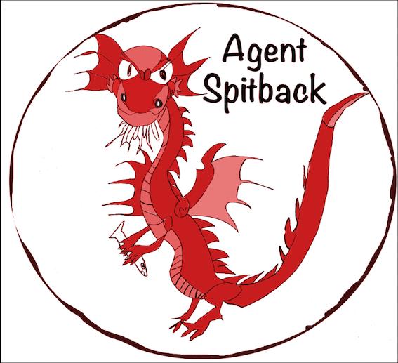 Inspirational Parents #16 - The fabulous and hilarious Agent Spitback