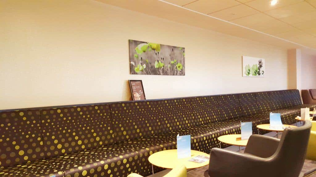 Review of Stansted Airport Parking and Escape Lounge