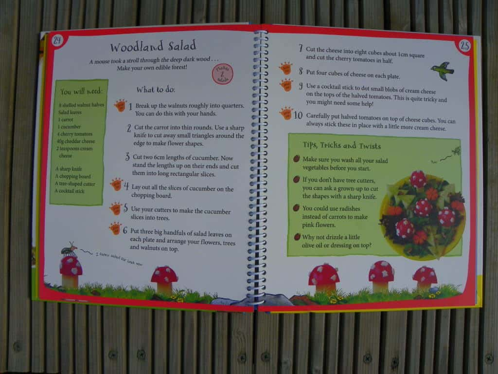 New Gruffalo books - Gruffalo Crumble and Other Recipes, Gruffalo Growl and The Gruffalo Puppet Book