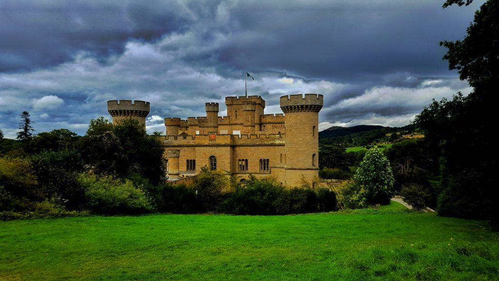 A review of a day out at Eastnor Castle