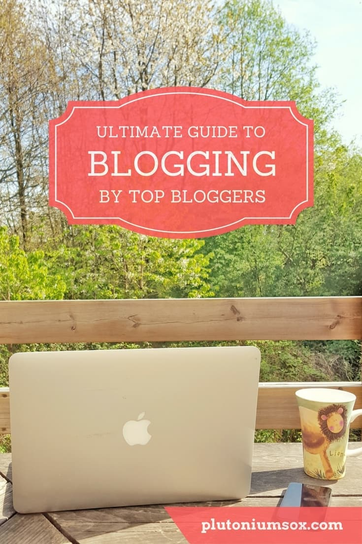 Blogging | The ultimate guide to writing a successful blog. So you're a blogger. You've set up a blog and you're blogging regularly. But what now? Whether you want to make money blogging, gain more readers, learn blogging hacks or make your blog website more beautiful, this ultimate blogging guide is for you. Compiled of hundreds of blog posts written by top bloggers who are experts in their field. Whatever your blogging question, you'll find the answer here.