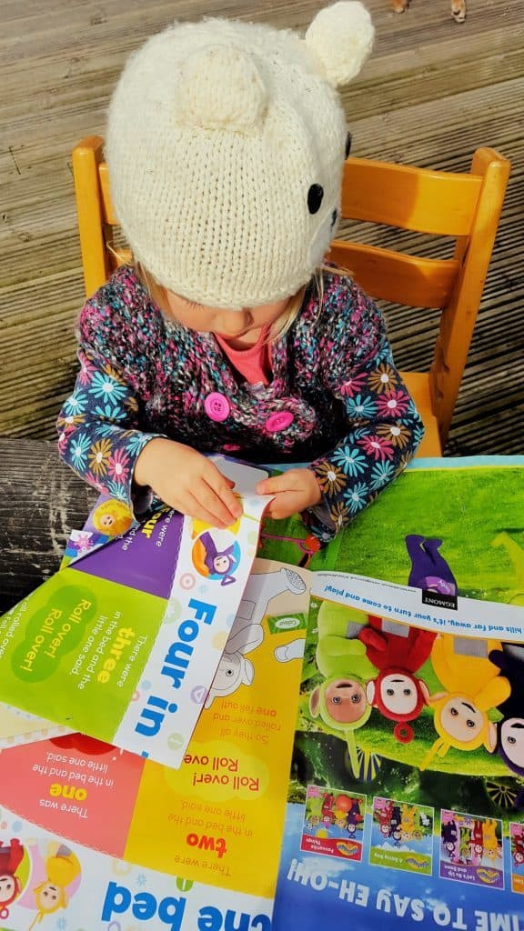 Teletubbies Magazine - Review