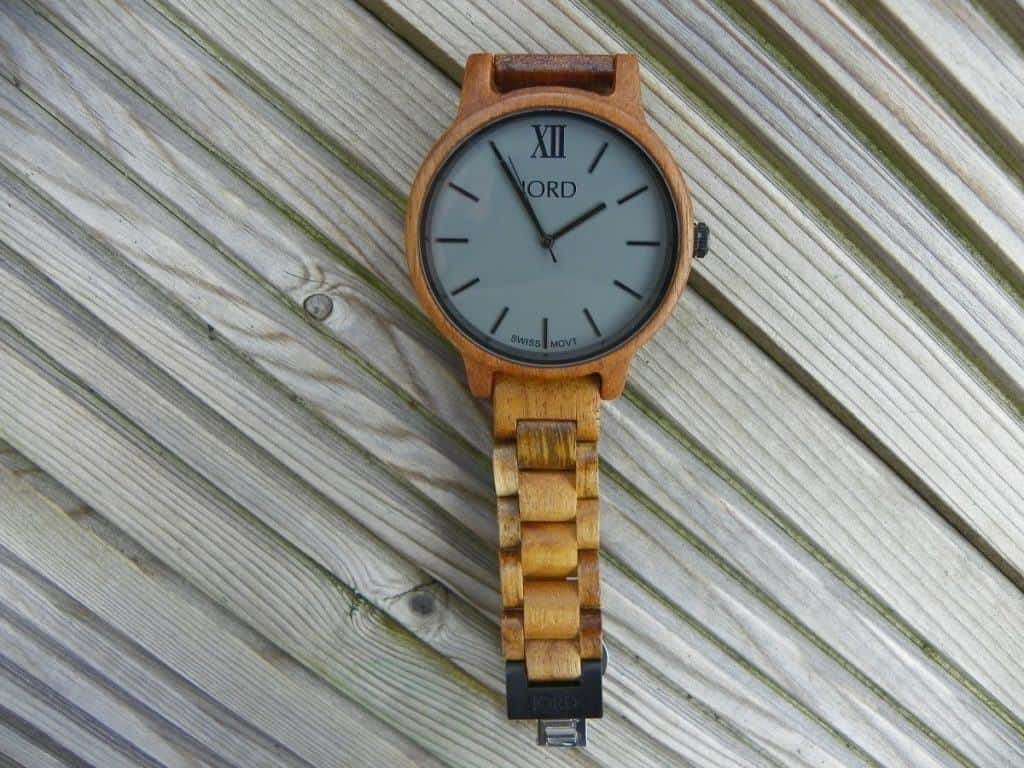 Jord Wooden Watches - a men's watch review and discount code