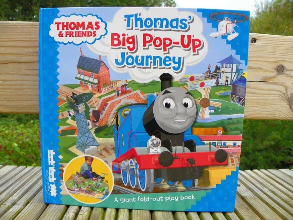 Thomas' Big Pop-Up Journey – Review & Giveaway!