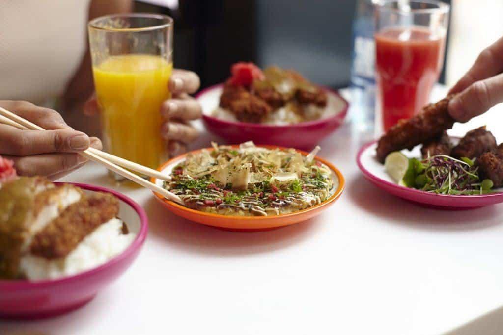 Photo Courtesy of YO! Sushi