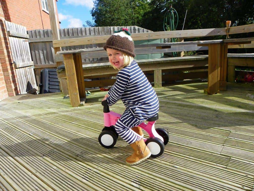 Toddlebike2 – Review & Giveaway