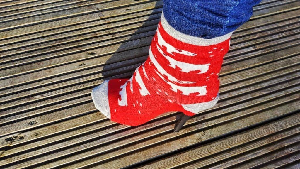 Christmas Sock Day 6th December 2016