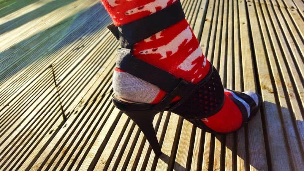 Christmas Sock Day 9th December 2016