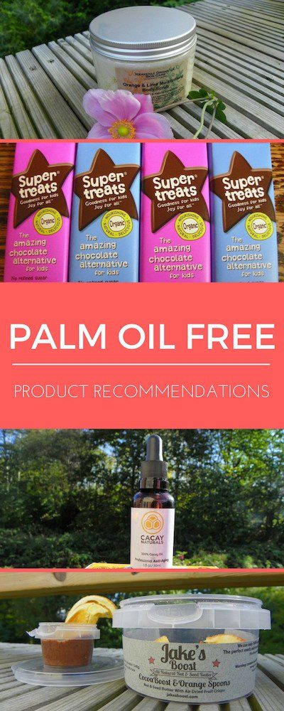 Are you looking for ethical, palm oil free products that enhance your life without destroying the environment? Check out my regular product recommendations. Shop palm oil free and protect the rainforest and the world we live in.