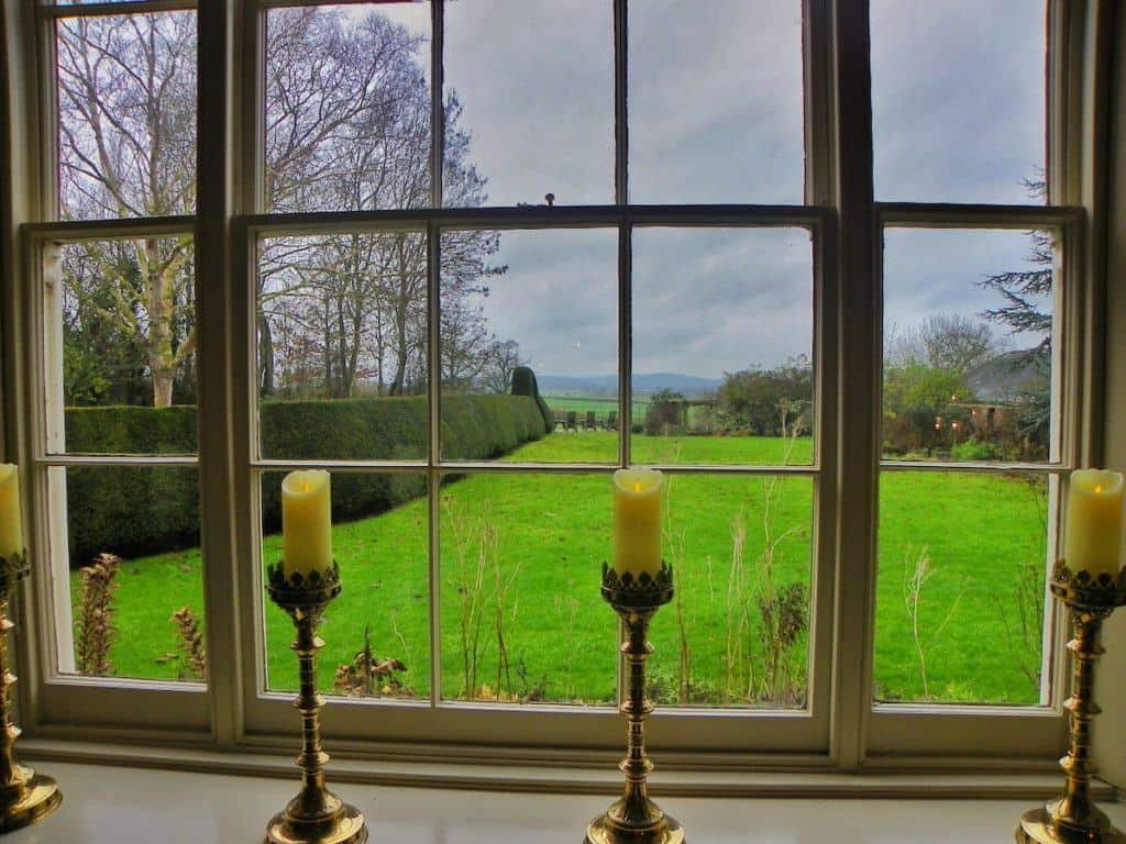 Dewsall Court Country House Herefordshire