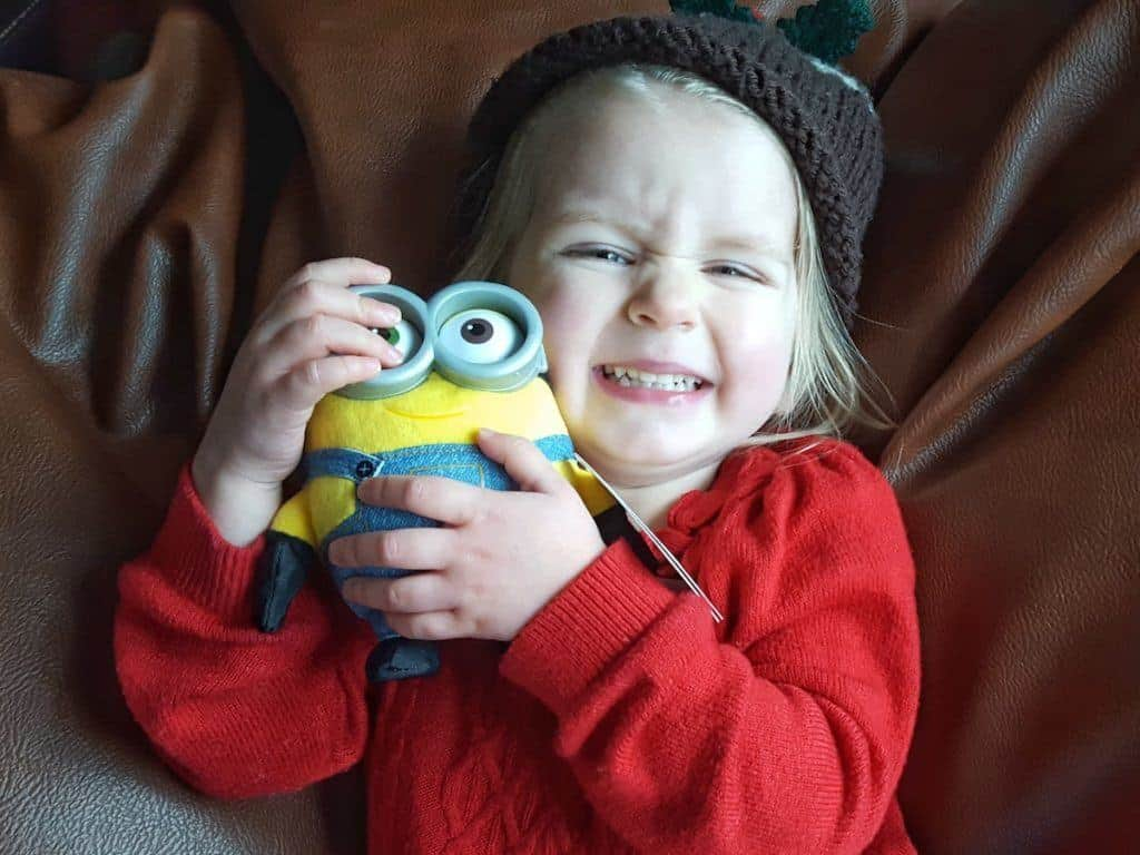 Minions toys for Christmas