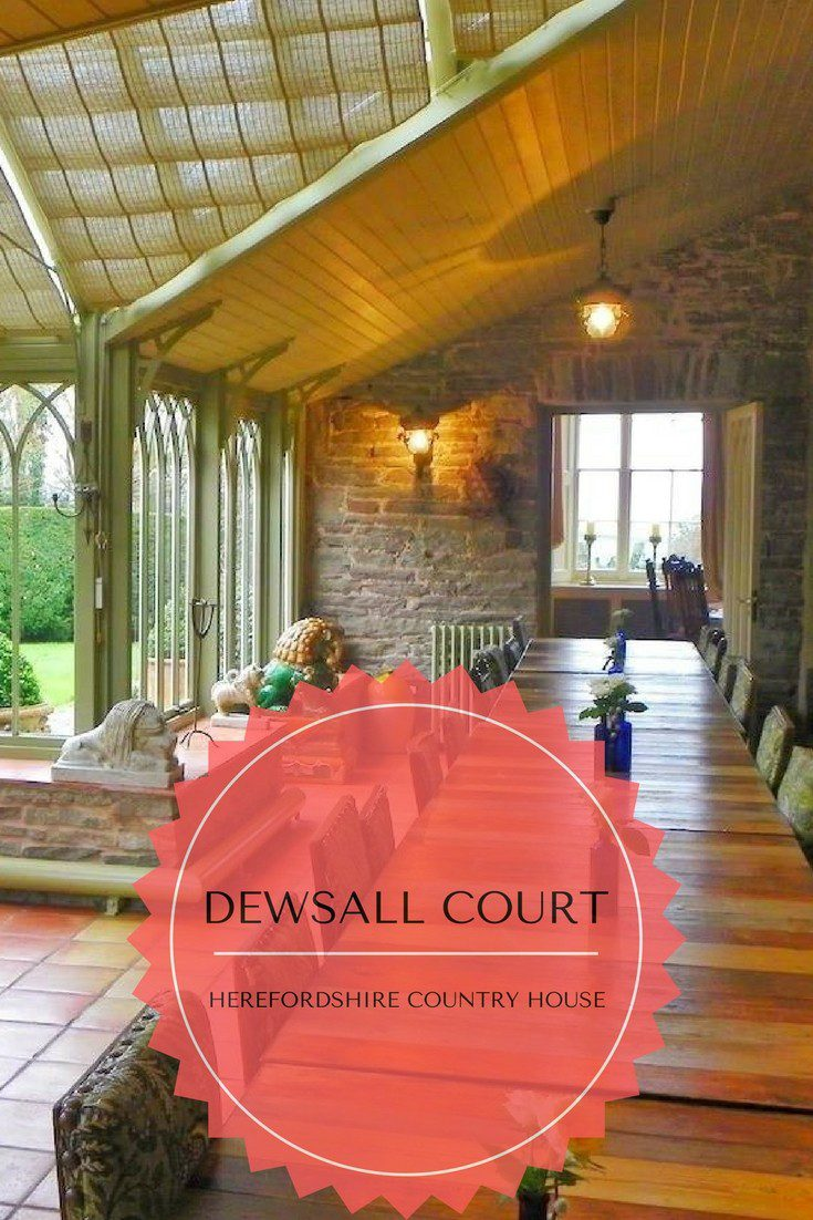 Dewsall Court in Herefordshire is the perfect wedding venue or exclusive use house. Whether you're looking to host a party for 200 people or just an intimate weekend with the family, Dewsall Court is your perfect venue.