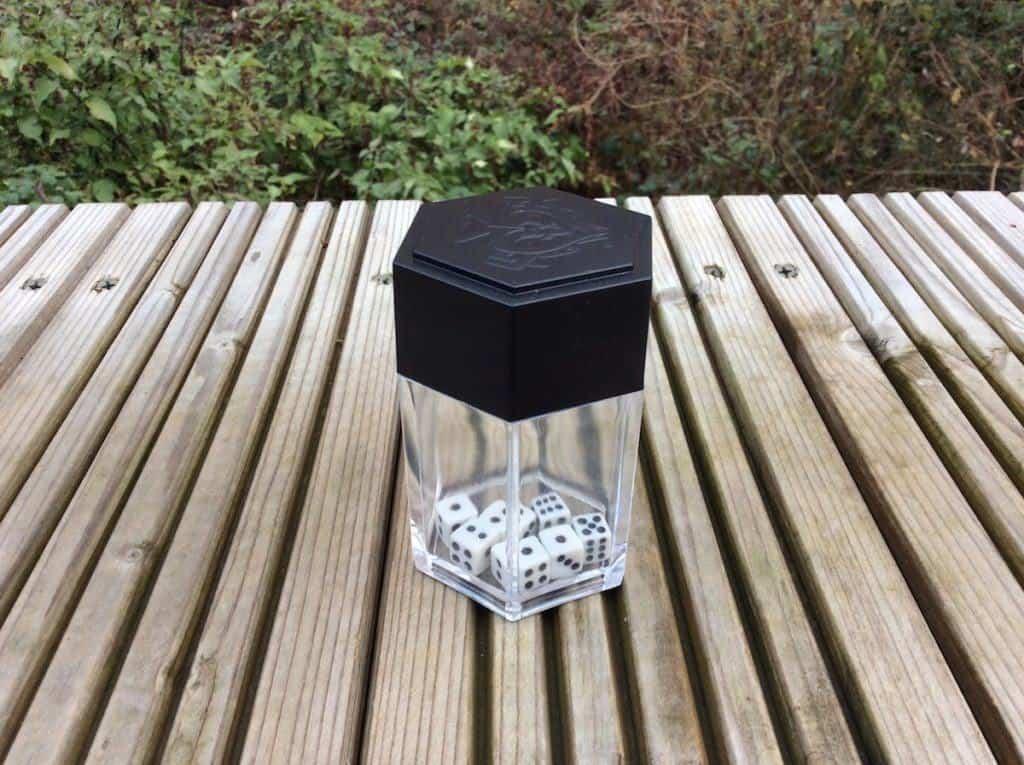 Abracademy dice magic trick - small dice