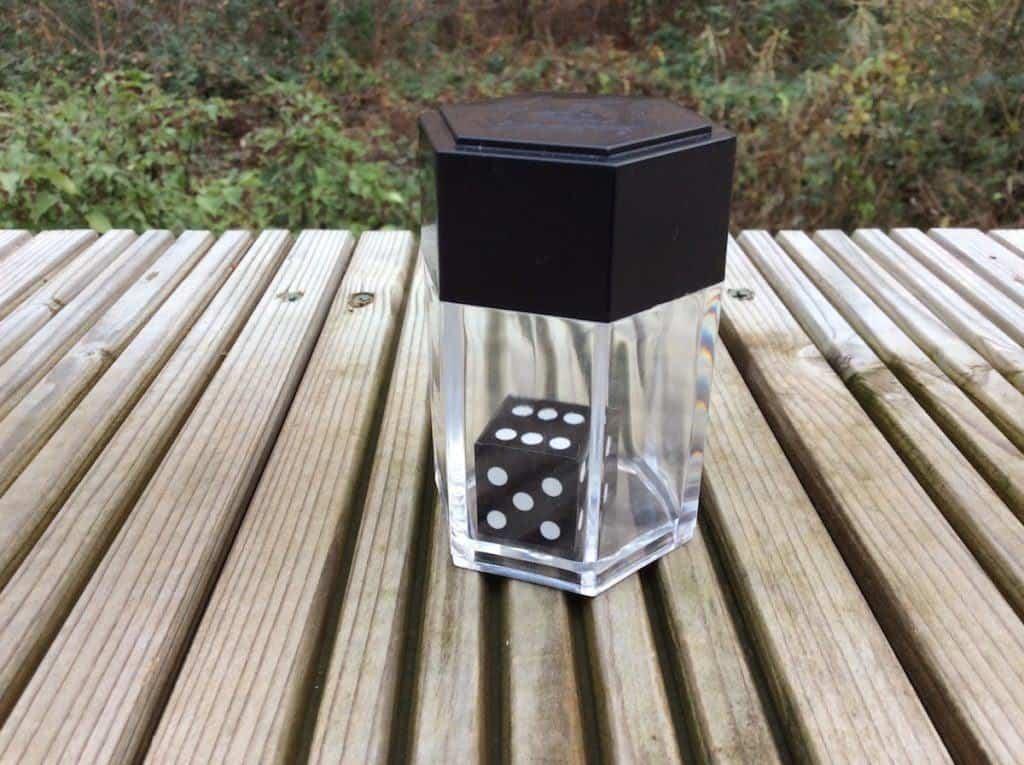 Abracademy dice magic trick - large dice