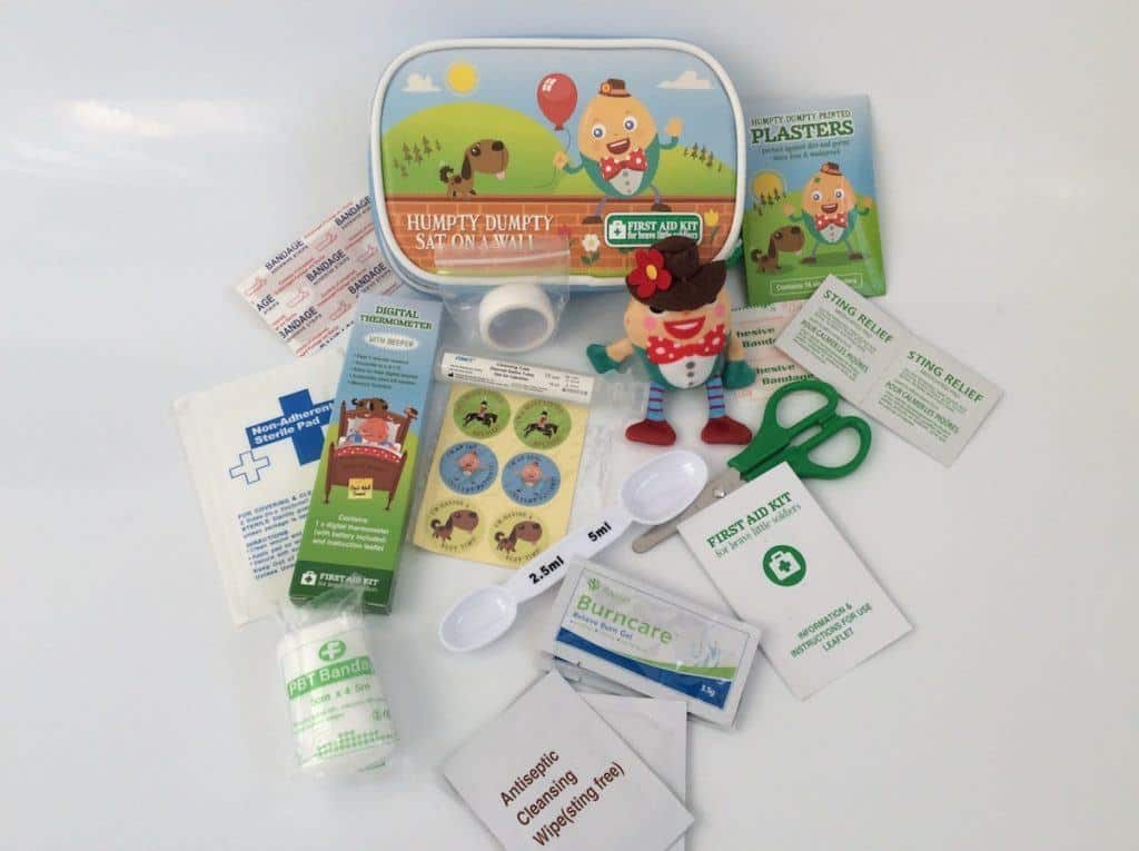 Yellodoor Child's First Aid Kit – Review