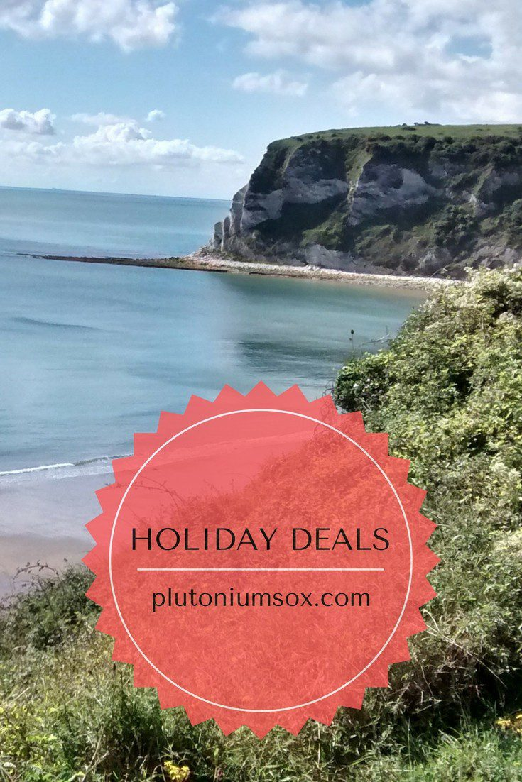 The latest holiday deals from the UK. Both staycations within the UK and holidays abroad. Updated regularly so you always get the best deal on your vacation or short break.