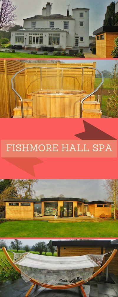Fishmore Hall in Ludlow, Shropshire is an upmarket hotel with fine dining, fabulous afternoon tea and a brand new, relaxing spa shell. This is a review of my experience of visiting the spa shell, receiving a massage treatment and then enjoying afternoon tea in the hotel restaurant.