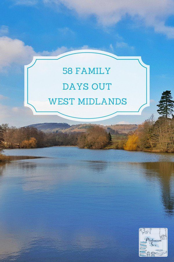 West Midlands family days out | If you're looking for family days out in and around the West Midlands, these attractions will keep you busy. Includes indoor activities for rainy days as well as outdoor attractions that both children and parents will love whatever the weather. #WestMidlands #daysout #familyfun #familydaysout #outdoorfun #rainydays #UKTravel #UKdaysout