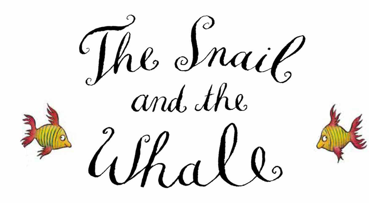 The snail and the whale story by Julia Donaldson and Axel Scheffler is played out in a trail at the National Sea Life Centre in Birmingham during the half term holiday. This is the perfect day out in the West Midlands for pre-school and primary school aged children.