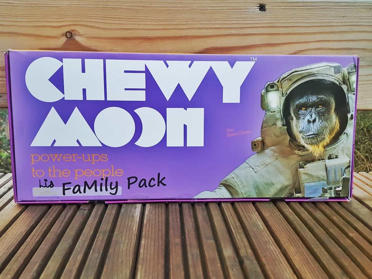 ChewyMoon healthy snacks for children - review and giveaway