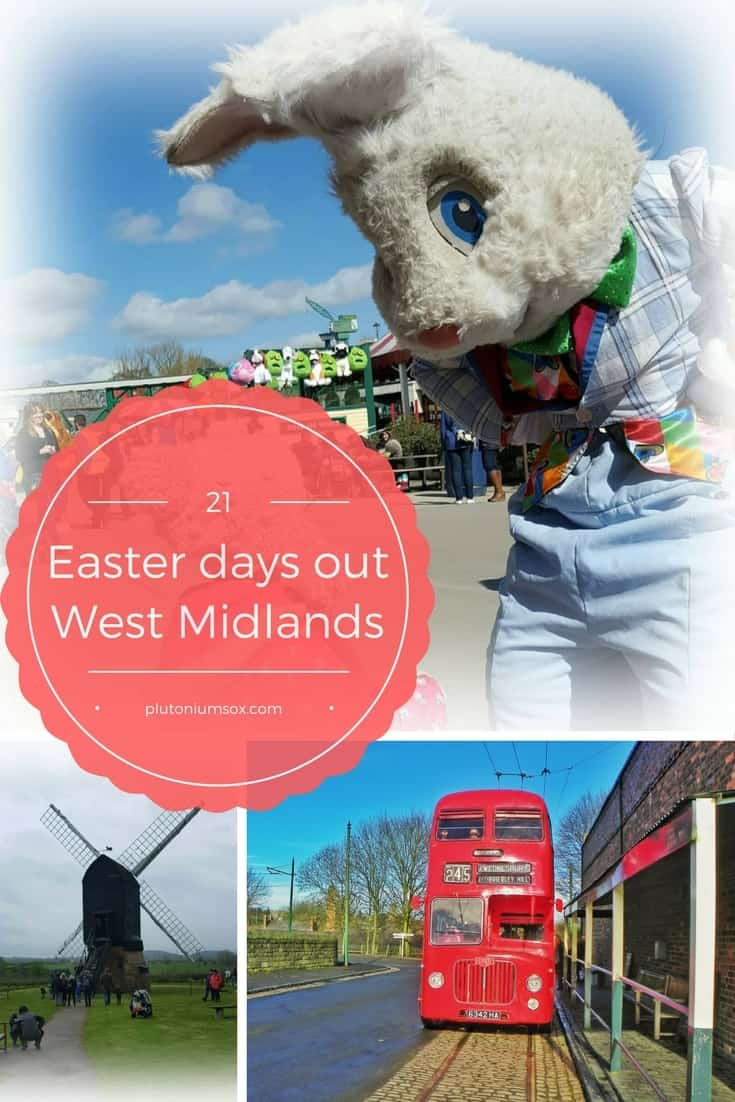 The West Midlands is a great place to be during the school Easter holidays. There are numerous attractions both large and small that are aimed at children and their families. Whether you want to meet the Easter bunny, go on an Easter egg trail or do something completely extraordinary like having a tour around a military Nimrod, you can do it in the West Midlands this Easter.