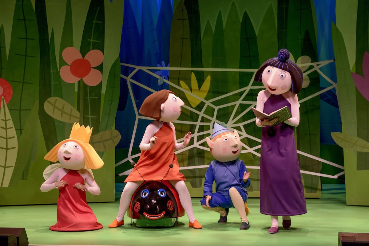 Ben and Holly Live at Malvern Theatre